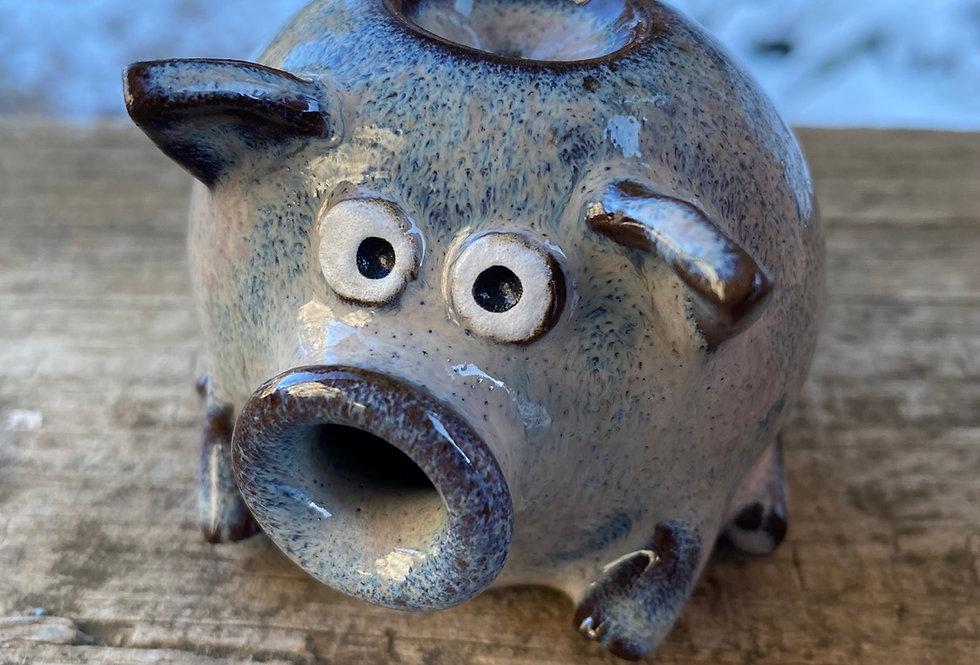 Piggy Incense burner