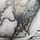 Thumbnail: Gold Mica Raku Horsehair Vase