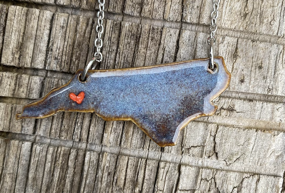 Love NC Necklace