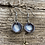 Thumbnail: Mountain Frost Cupped Earrings