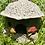 Thumbnail: Short Round Fairy House/Luminary