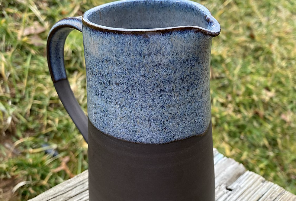 Mountain Frost Pitcher