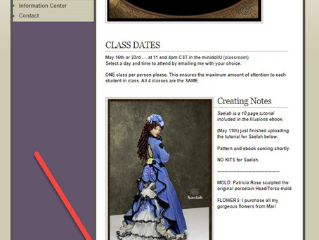 ILLUSION Class webpage