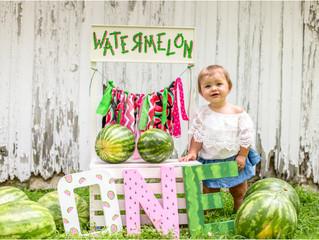 Rylee's Watermelon Smash