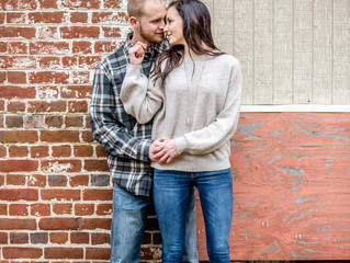 James & Sara - Engagement Session