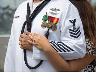 BM1 David Samaniego Navy Retirement