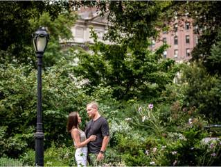 Zack & Kelly - Central Park