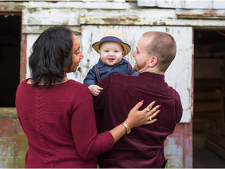Fall Family Session - The King Family