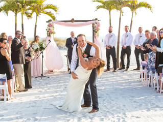 Taylor & David's Beach Wedding