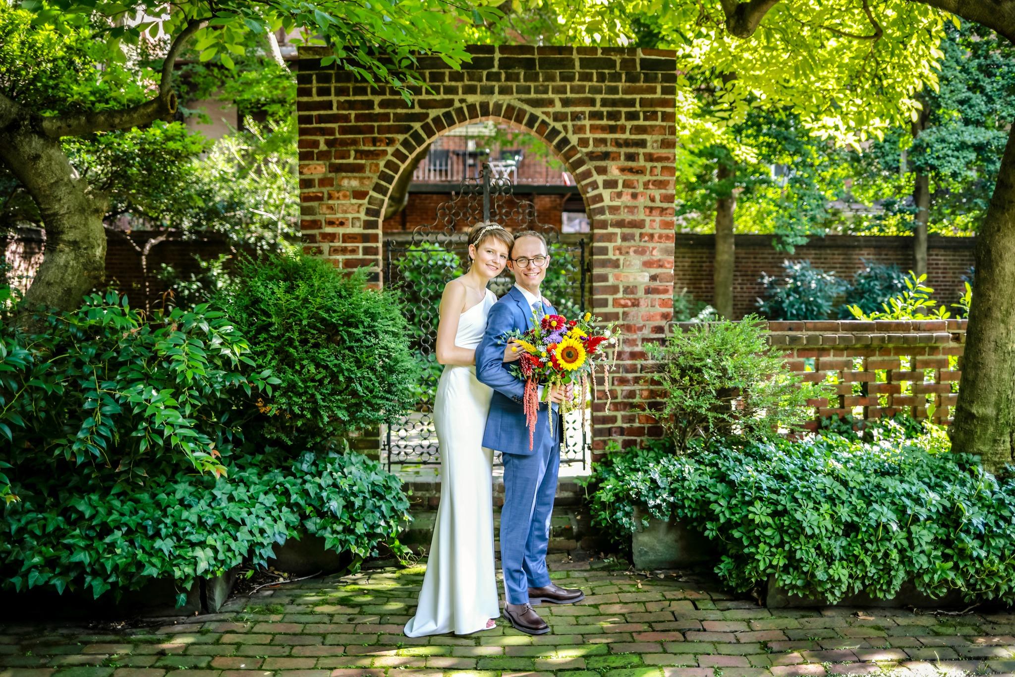 ana jeremy wedding