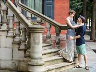 Ana & Jeremy - Rittenhouse Square