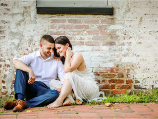 Hutton & Jackie - Engagement Session