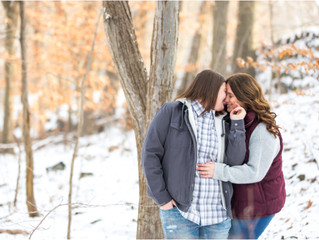 Dallas & Jessica - Engagement Session