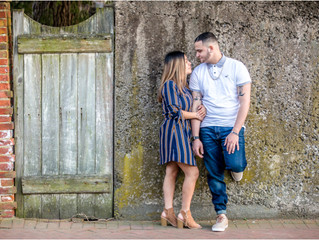Laysha & Aramis - Engagement Session