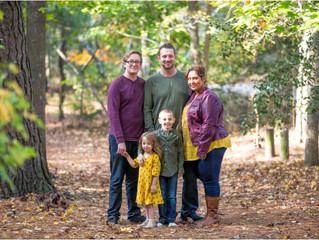 The Esterline Family Session