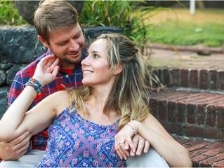 Kelly & Steve Engagement