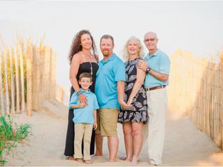 The Penick Family Bethany Beach DE