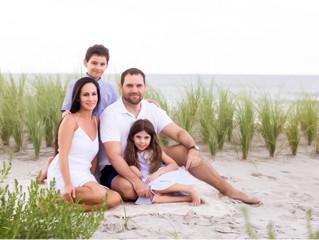 Family Beach Session - Ponte Vedra Beach