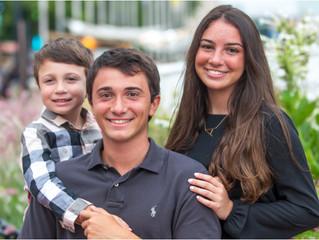 The Battaglia Family                           Penns Landing Philadelphia