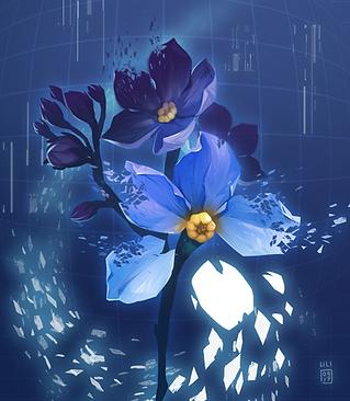 Netrunner (Fantasy Flight Games): card illustration