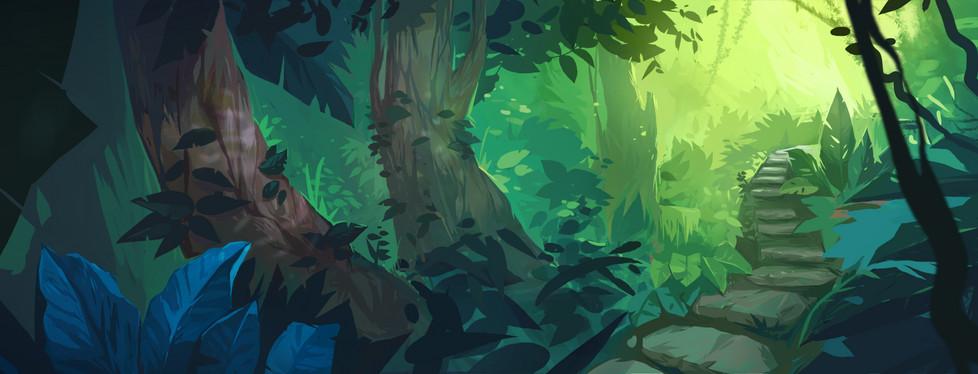 Starbound: illustration