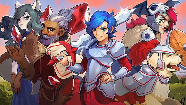 Wargroove: key art