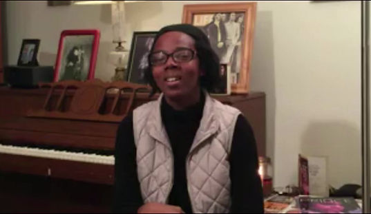 Vocal Student Jacinda B. talks about her experience taking singing lessons at the Milwaukee Music Academy