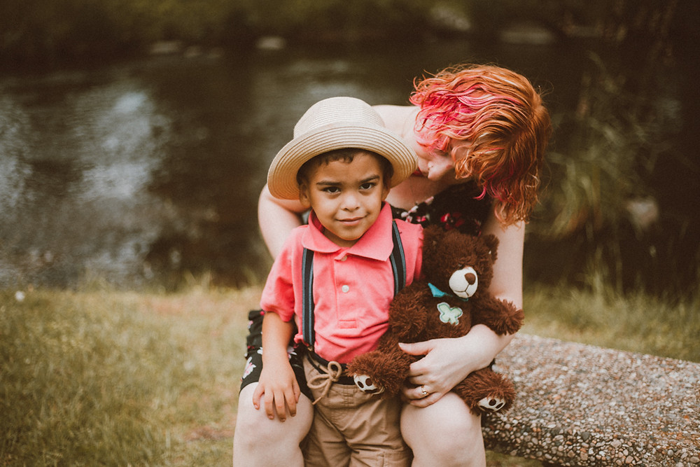Fourth Birthday Photos. Waupaca, WI Lifestyle Family Photography by Anna Gutermuth.