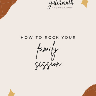 How to: Rock Your Family Session | Wisconsin Family Photography