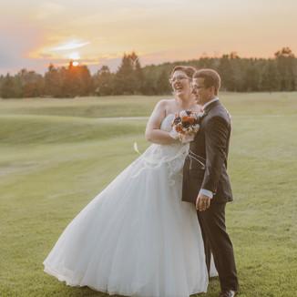 Ridges Golf Course   Wisconsin Rapids, WI   Wisconsin Wedding Photography   Mr + Mrs Gerrettie