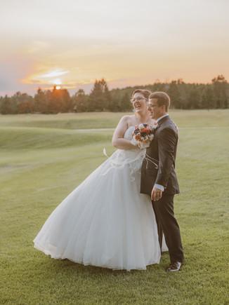 Ridges Golf Course | Wisconsin Rapids, WI | Wisconsin Wedding Photography | Mr + Mrs Gerrettie