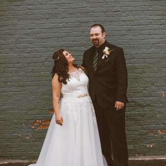 Mercantile Hall   Burlington, WI   Wisconsin Wedding Photography   Mr + Mrs Vukodinovich