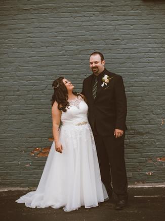 Mercantile Hall | Burlington, WI | Wisconsin Wedding Photography | Mr + Mrs Vukodinovich