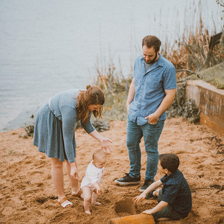 Rock Lake | Trevor, WI | Lifestyle Family Photography | The Graziano's
