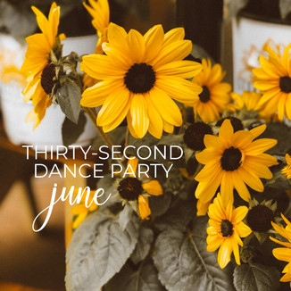 30-Second Dance Party: June | Wisconsin Lifestyle Photography | Playlist