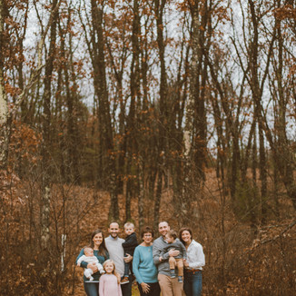 Wautoma, WI | At-Home Lifestyle Photography | Pascaly Family
