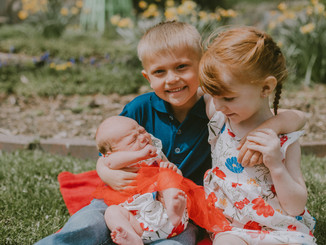 Nels Rasmussen Park   Waupaca, WI   Lifestyle Family Photography   Spring Mini Sessions