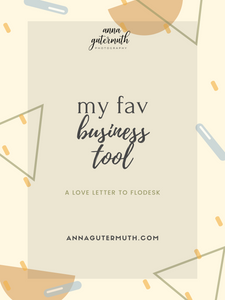 My Favorite Business Tool: A Love Letter to Flodesk by Anna Gutermuth Photography
