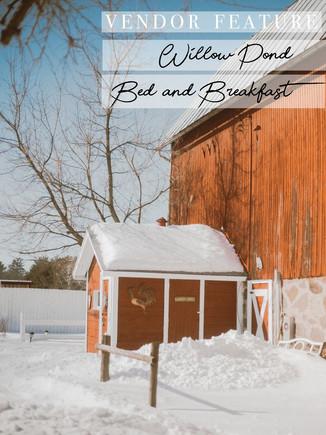 Willow Pond Bed and Breakfast   Weyauwega, WI   Wedding Photography