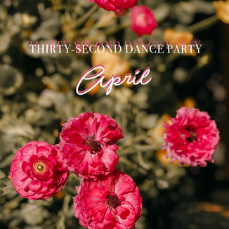 30-Second Dance Party: April | Wisconsin Lifestyle Photography | Playlist