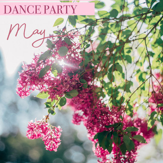 30-Second Dance Party: May | Wisconsin Lifestyle Photography | Playlist