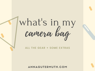 What's in My Camera Bag   Wisconsin Wedding Photography