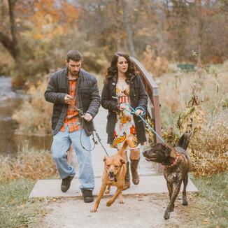 Brainard's Bridge | Waupaca, WI | Lifestyle Family Photography | O'Connor Family