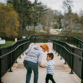 Riverview Park | Waupaca, WI | Lifestyle Family Photography