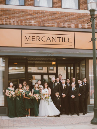 Mercantile Hall | Burlington, WI | Wisconsin Wedding Venue | Vendor Spotlight