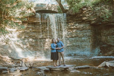 Rebecca and Richard