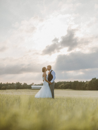 Backyard Barn Wedding   Waupaca, WI   Wisconsin Wedding Photography   Mr + Mrs Gilbert