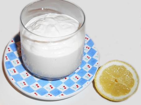 """Crème """"fraiche"""" VEGAN"""
