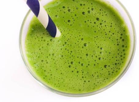 "Smoothie ""vitamine C "" mais vert !!!"