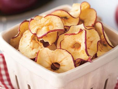 Chips de pomme au deshydrateur #sedona #sahara
